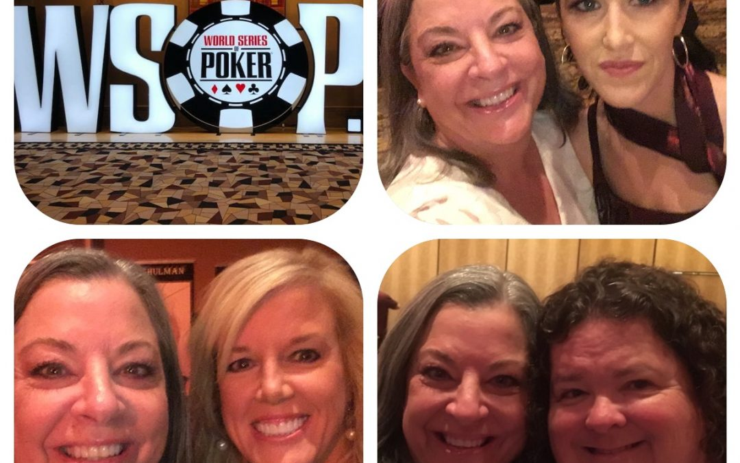 WSOP Ladies Week in Las Vegas